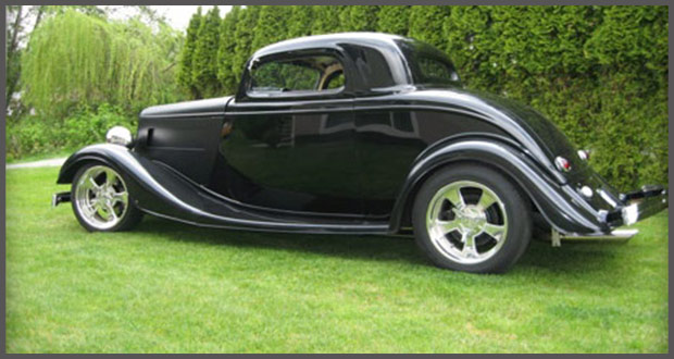 1934 ford 3 window coupe valley street rods for 1934 ford 3 window coupe